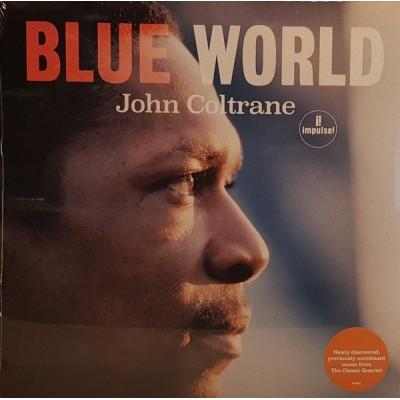 COLTRANE JOHN: BLUE WORLD LP