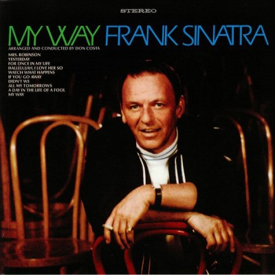 SINATRA FRANK: MY WAY LP