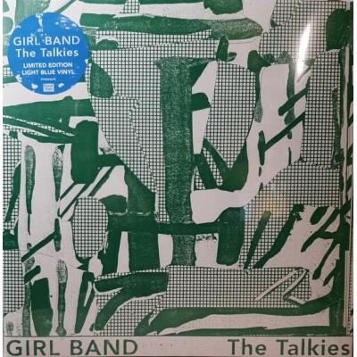 Girl Band: Talkies-COLOURED LP