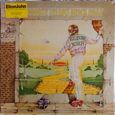 JOHN ELTON: GOODBYE YELLOW...
