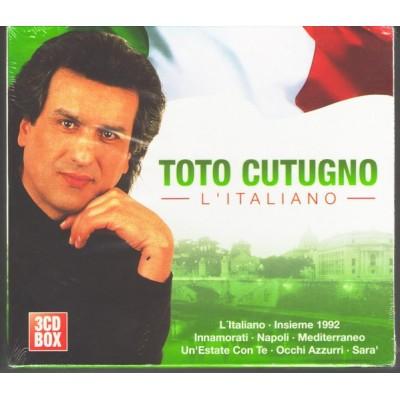 Cutugno Toto: L'italiano 3CD