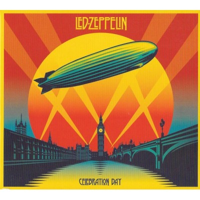 LED ZEPPELIN: CELEBRATION...