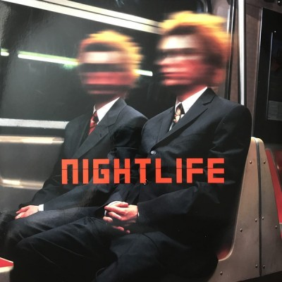 PET SHOP BOYS: NIGHTLIFE LP