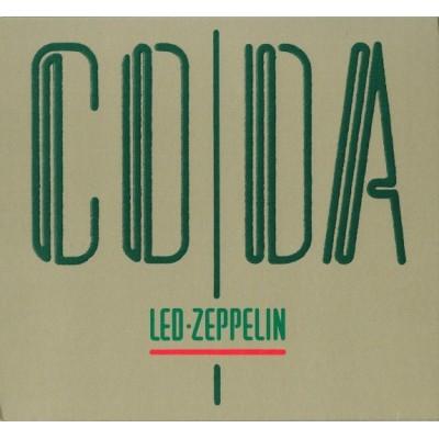 LED ZEPPELIN: CODA CD