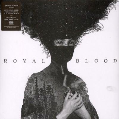 ROYAL BLOOD: ROYAL BLOOD 1LP