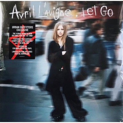 LAVIGNE AVRIL: LET GO...
