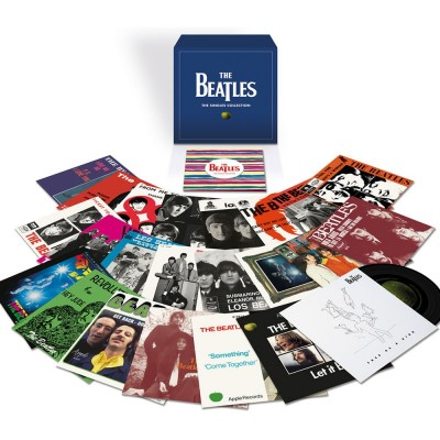 "BEATLES: BEATLES SINGLE 7"" BOX"