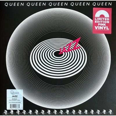 QUEEN: JAZZ-COLOURED LP