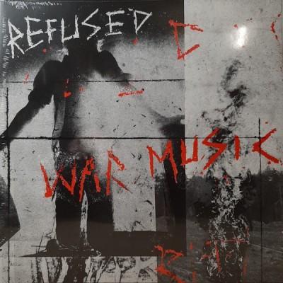 REFUSED: WAR MUSIC-COLOURED...