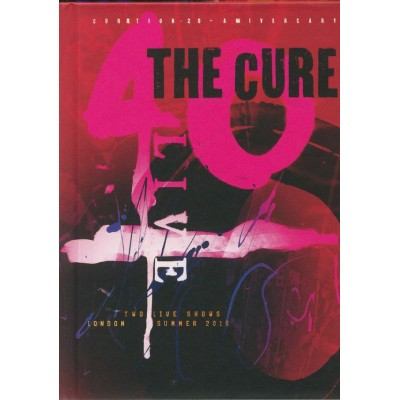 CURE: CURAETION 2BLURAY