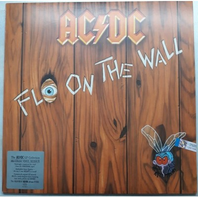 AC/DC: FLY ON THE WALL LP