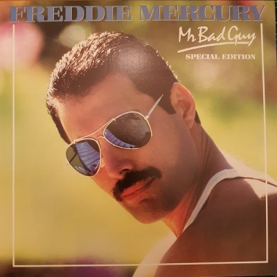MERCURY FREDDIE: MR BAD GUY LP