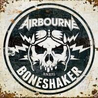 AIRBOURNE: BONESHAKER-COLOURED LP