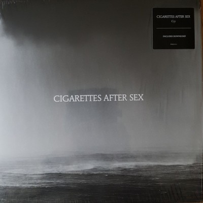 Cigarettes After Sex: Cry LP