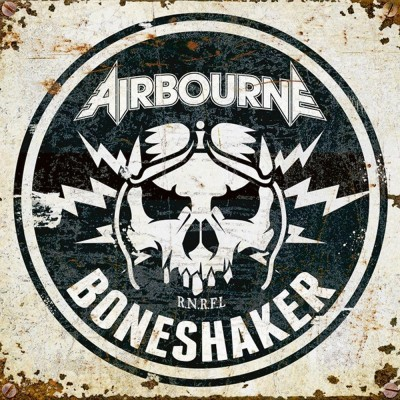 AIRBOURNE: BONESHAKER CD