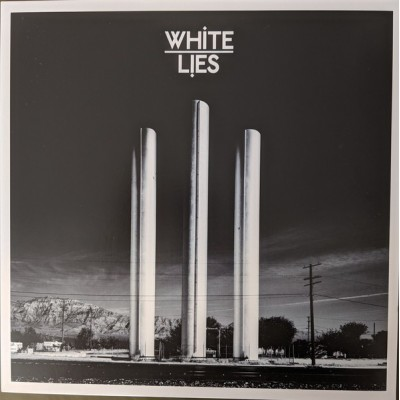 WHITE LIES: TO LOSE MY LIFE LP