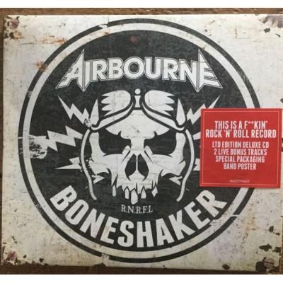 AIRBOURNE: BONESHAKER DLX CD