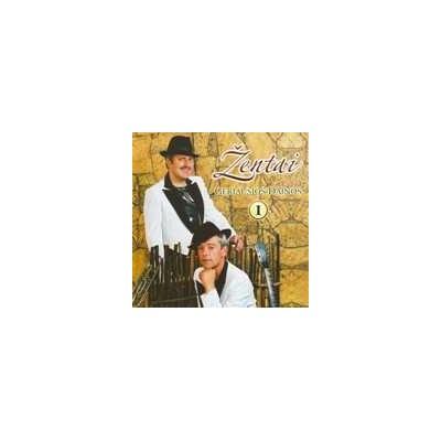 ŽENTAI: GERIAUSIOS DAINOS 1 CD