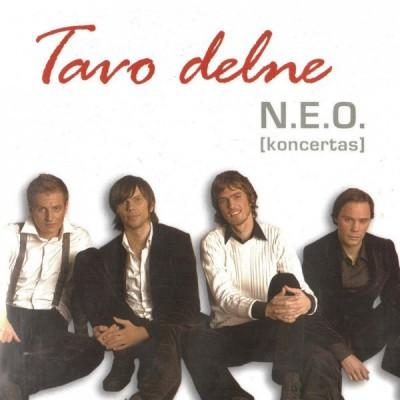NEO: TAVO DELNE DVD