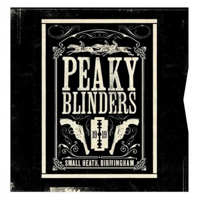 SOUNDTRACK: PEAKY BLINDERS 2CD