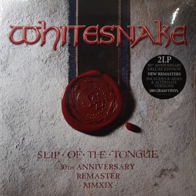 WHITESNAKE: SLIP OF THE...