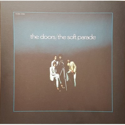 DOORS: SOFT PARADE 4CD/LP