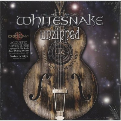 Whitesnake: Unzipped 2LP