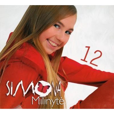 MILINYTĖ SIMONA: 12 CD dgp
