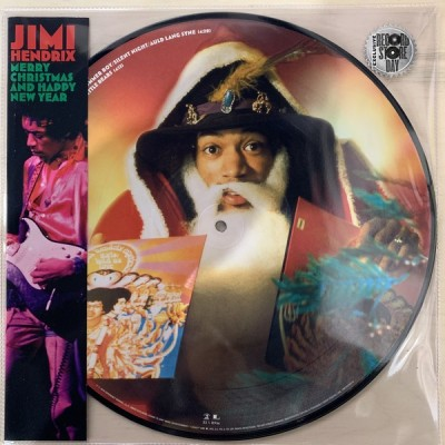 Hendrix Jimi: Merry...