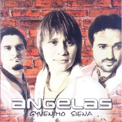 ANGELAS: GYVENIMO SIENA CD