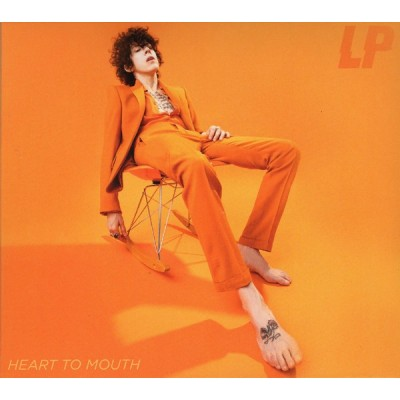 LP: HEART TO MOUTH 1CD