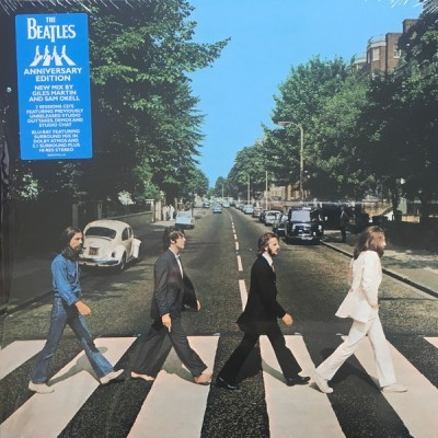 BEATLES: ABBEY ROAD...