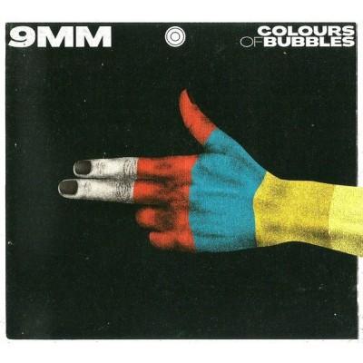 COLOURS OF BUBBLES: 9MM CD