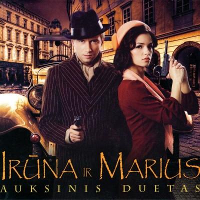 IRUNA IR MARIUS: AUKSINIS...