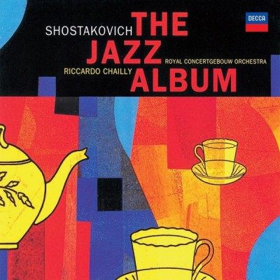 SHOSTAKOVICH D.: JAZZ ALBUM LP