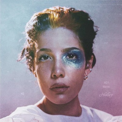 HALSEY: MANIC-COLOURED LP