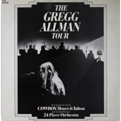 ALLMAN GREGG: GREGG ALLMAN...