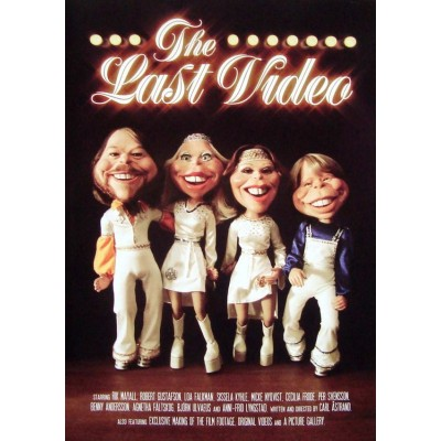 ABBA: LAST VIDEO DVD