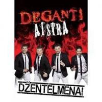 DZENTELMENAI: DEGANTI AISTRA DVD