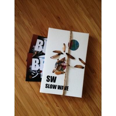 SW: SLOW WAVE CASSETTE