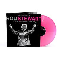 Stewart Rod: You're In My Heart: Rod Stewar -COLOURED 2LP