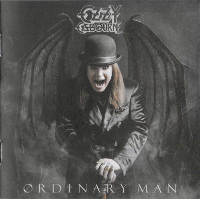 OSBOURNE OZZY: ORDINARY MAN CD