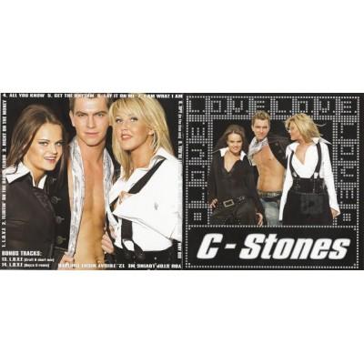 C-STONES: LOVE CD