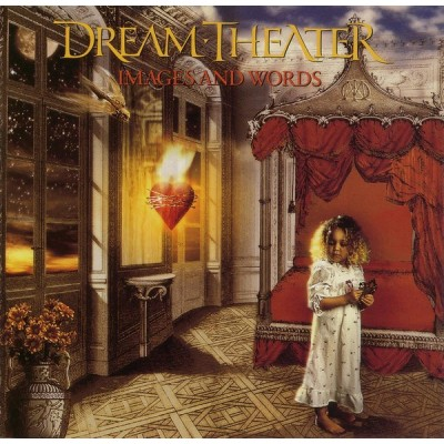 DREAM THEATER: IMAGES AND...