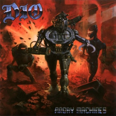 Dio: Angry Machines 1LP