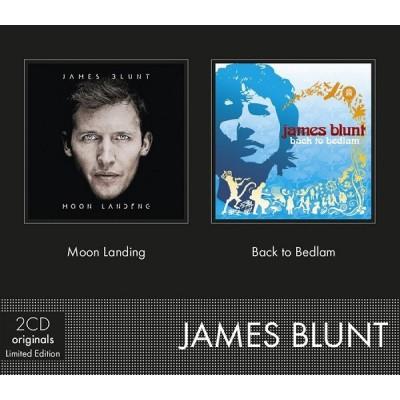 BLUNT JAMES: MOON LANDING /...