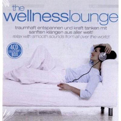 VARIOUS: WELLNESS LOUNGE 4CD