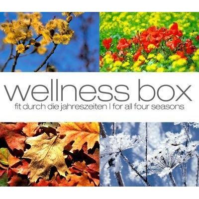 VARIOUS: WELLNESS BOX 4CD