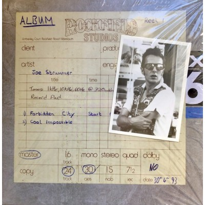 Joe Strummer: Forbidden...
