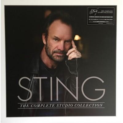 STING: COMPLETE STUDIO...